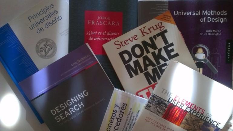 10 libros sobre experiencia de usuario (UX) y usabilidad que deberías leer