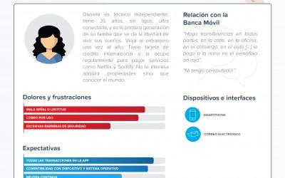 Banca Móvil en Chile: Personas o arquetipos de usuarios [2]